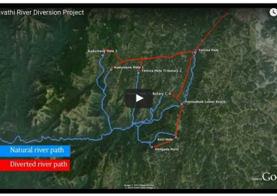 Netravathi River Diversion Documentation Project