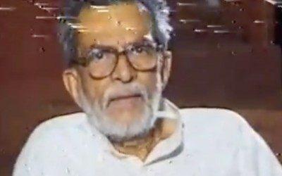 BV Karant Interview । ಬಿ.ವಿ ಕಾರಂತ ಸಂದರ್ಶನ